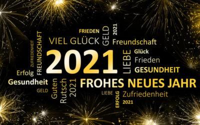 Liebe Besucher unserer Homepage, ein neues Jahr ist angegangen!  Ein Jahr voller Herausforderungen!
